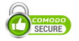 Secured by Comodo Secure