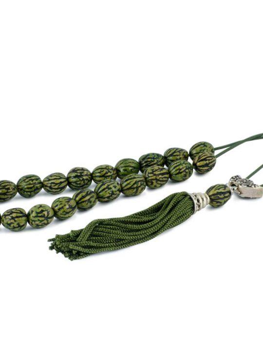 Κομπολόι από Κουκούτσι Ελιάς Πράσινο